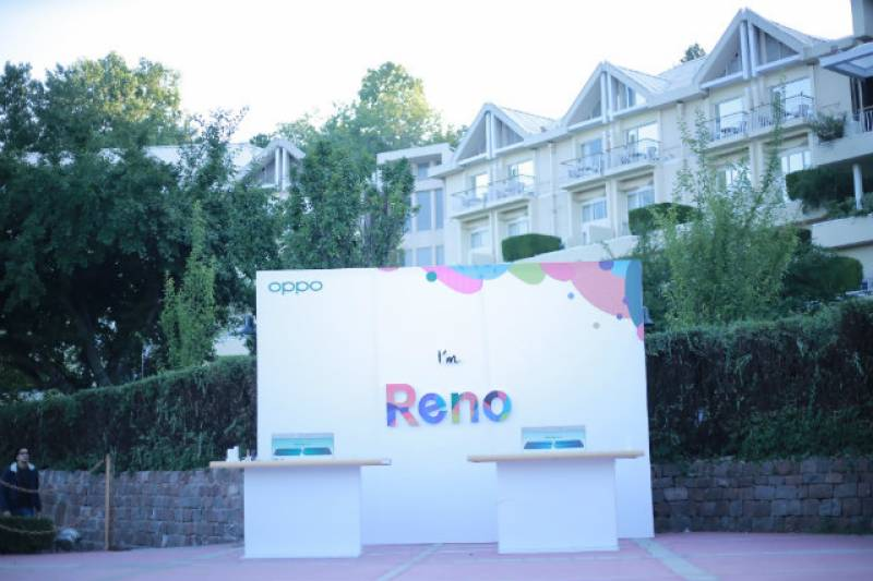 OPPO launches Reno series in Pakistan