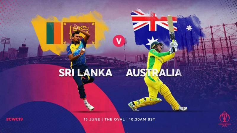 ICC World Cup 2019: Australia beat Sri Lanka by 87 runs