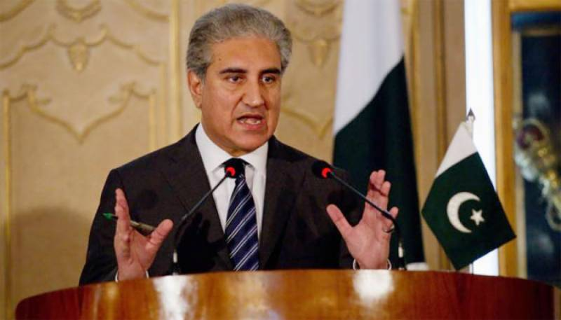Putin appreciated Pakistan for promoting regional peace: FM Qureshi