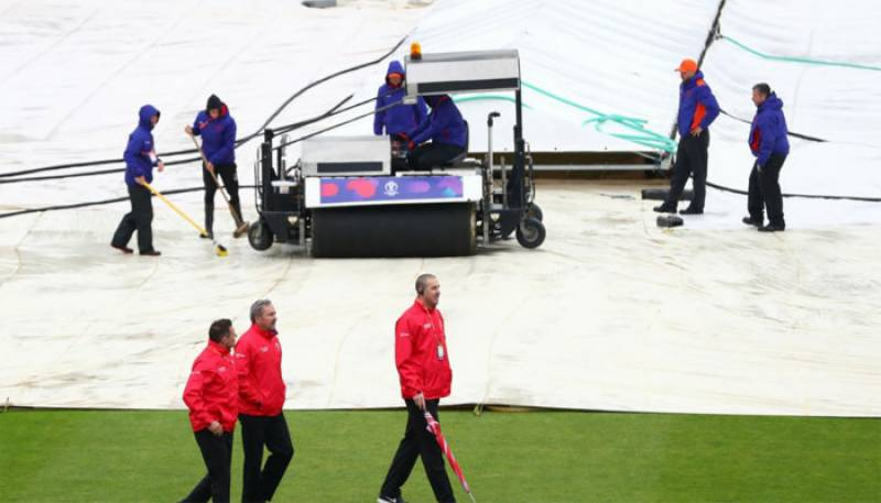 World Cup 2019: Rain may hit Pakistan vs India match