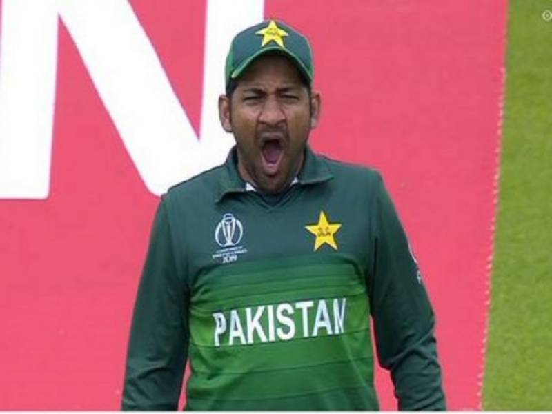 Captain Sarfaraz's big yawn has launched a thousand memes and people ain't coming slow