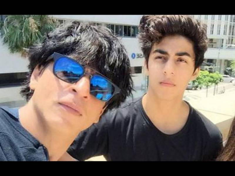 Shah Rukh Khan and son Aryan to dub for Hindi version on Lion King