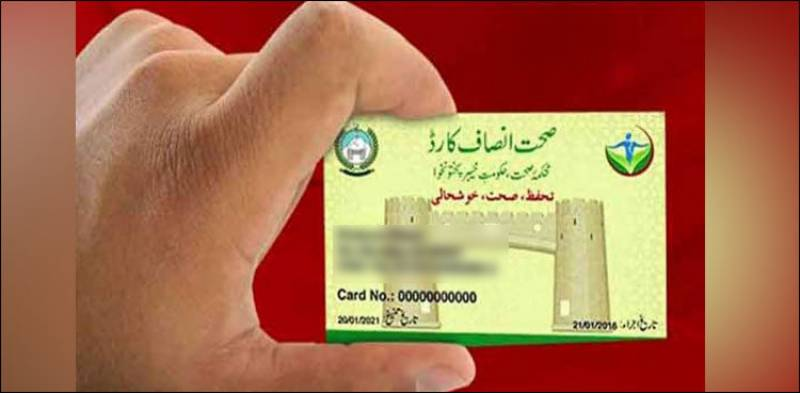 KP govt announces Sehat Insaf Card for every family in Budget 2019-20