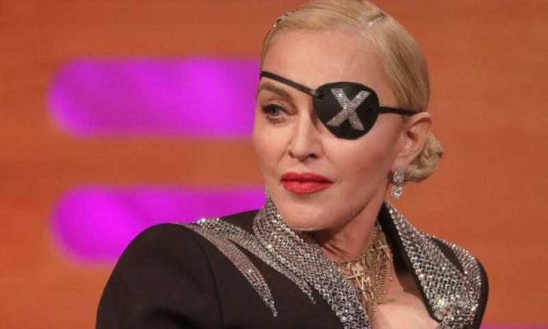 Madonna slams Instagram for making people 'feel bad'