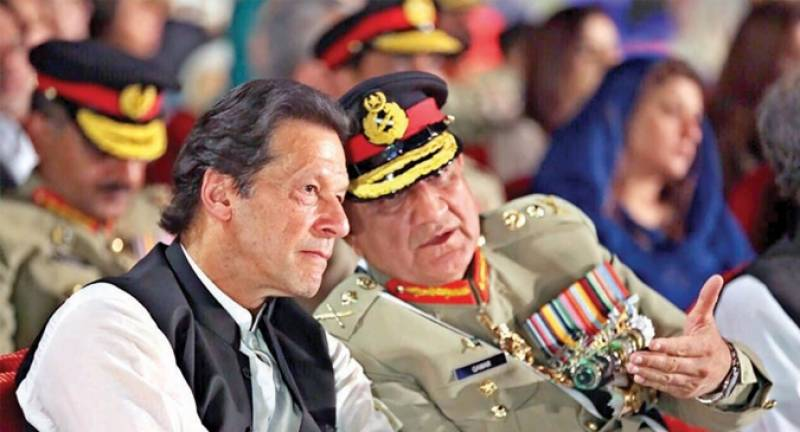 Pakistan Army chief among members of National Development Council set up by PM Imran Khan