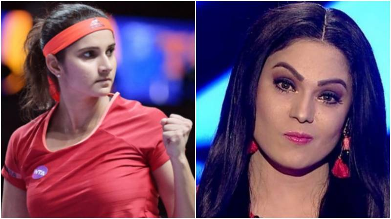 Sania Mirza, Veena Malik get into online feud after Pakistan's defeat against India