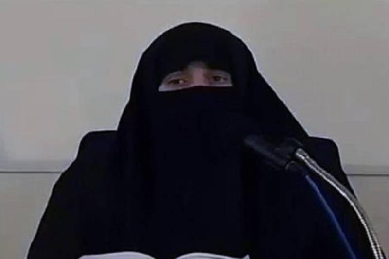 Farhat Hashmi is slammed for justifying marital rape