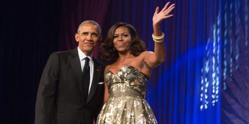 Michelle Obama just got real about marriage counselling