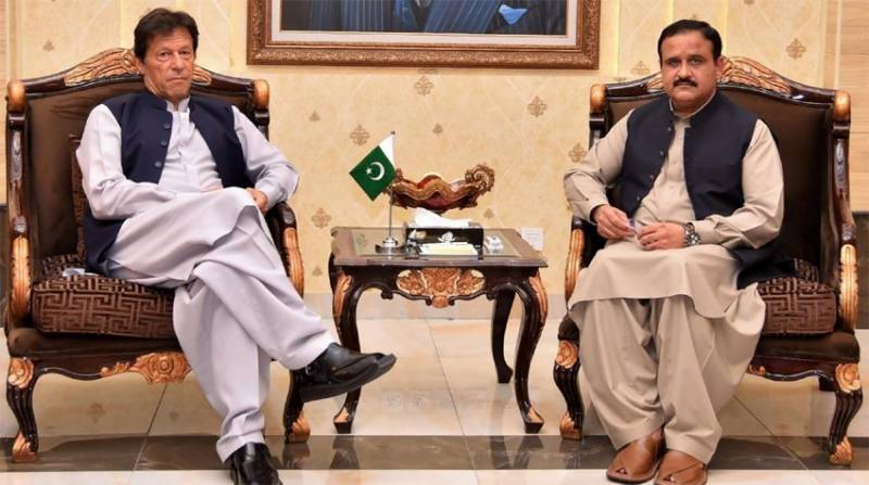 PM Imran directs Punjab CM Buzdar to provide basic facilities to people at all costs