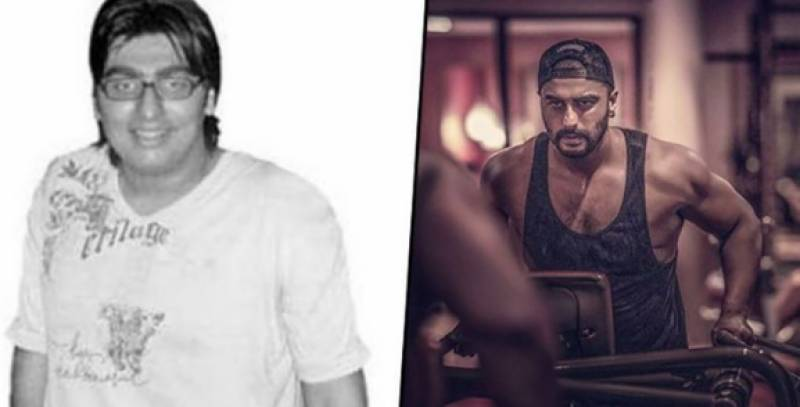 The story of Arjun Kapoor's incredible physical transformation
