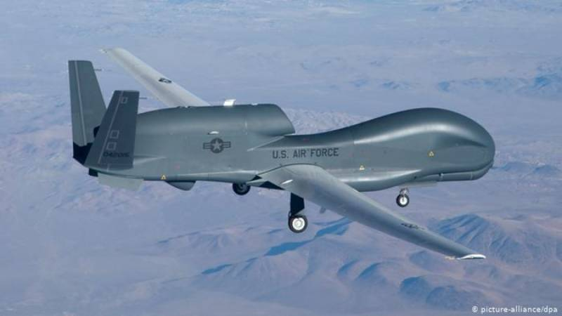 Iran shoots down US drone in Hormozgan province