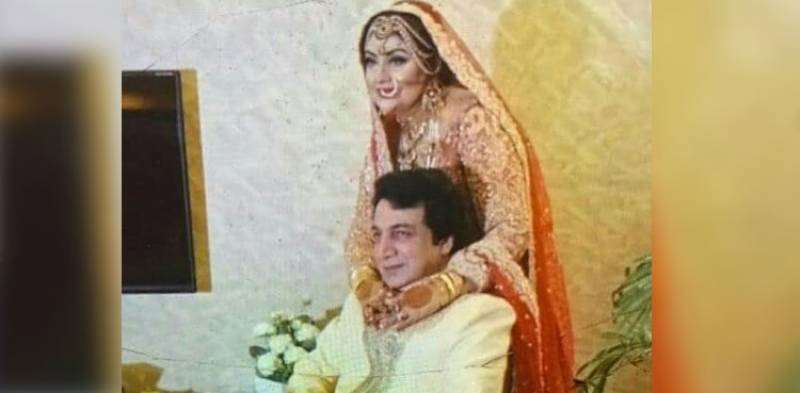 Anjuman marries again at 64
