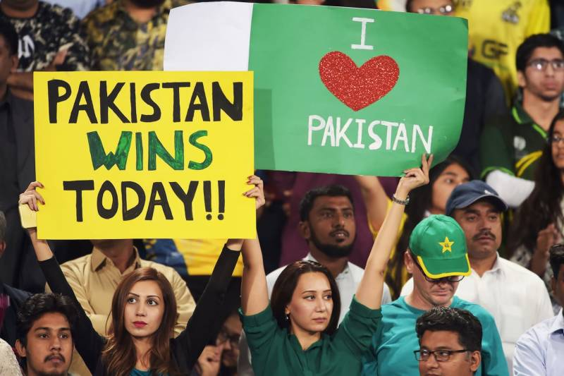 Celebrities cheer after Pakistan oust South Africa in CWC19