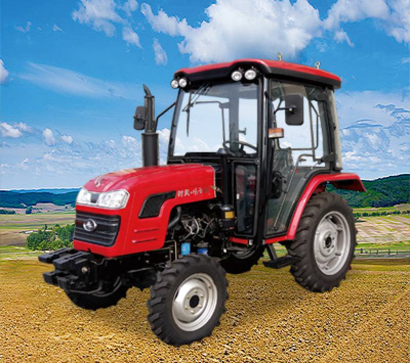 China's Shifeng to introduce small tractors in Punjab