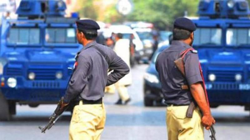 Karachi: Three terrorists killed in exchange of fire