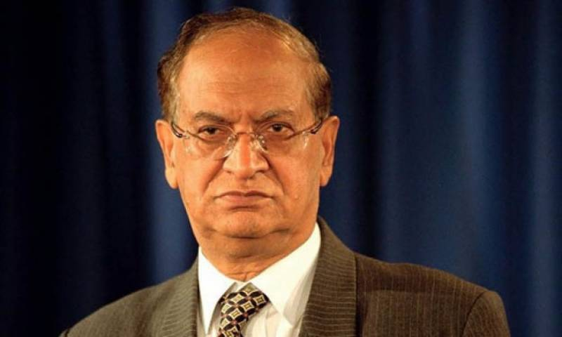 Pakistan's ex-foreign minister Abdul Sattar passes away