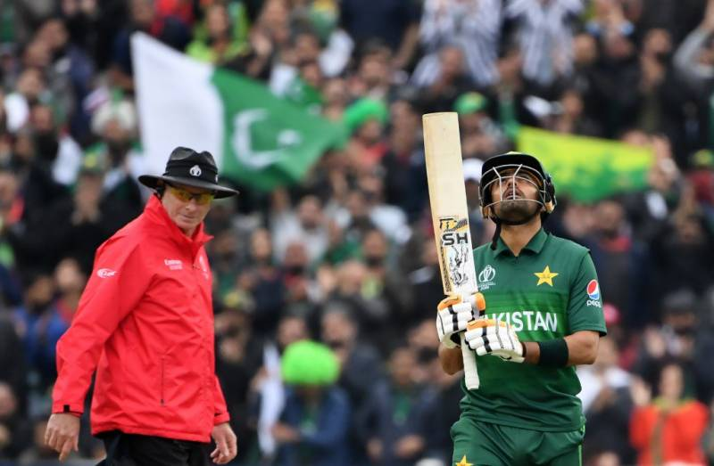 ICC World Cup 2019: Babar Azam hits ton to help Pakistan beat New Zealand
