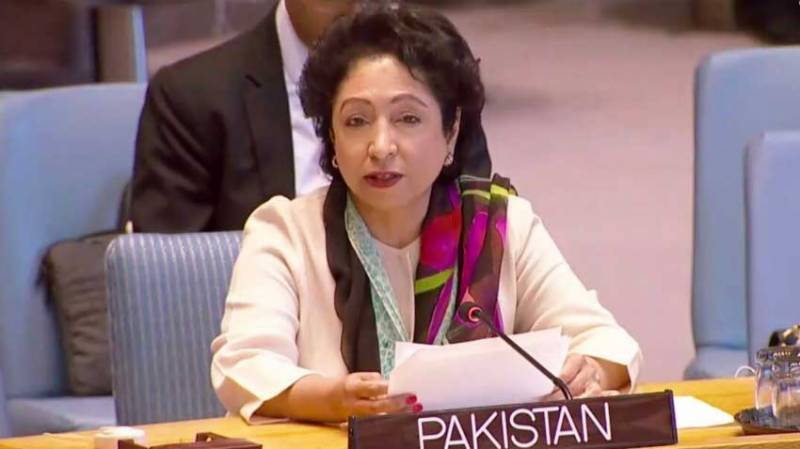 Pakistan announces a commitment of financial support to UN agency that assists Palestinian refugees