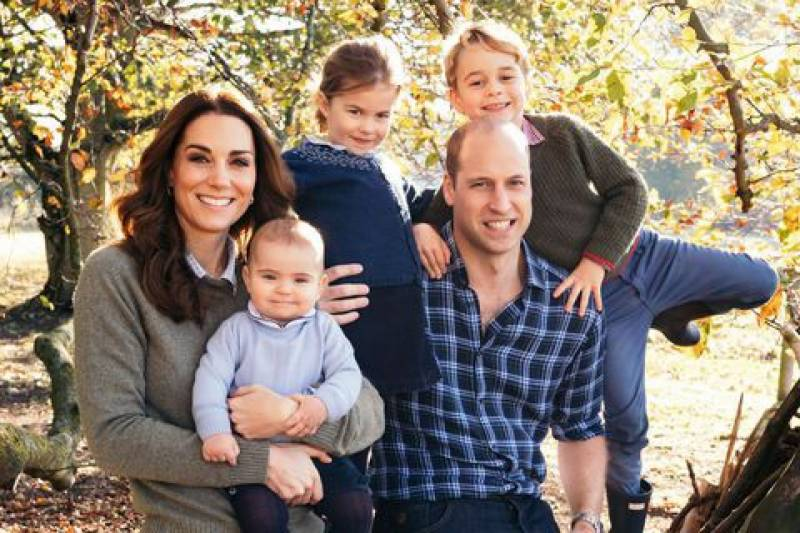 I'd support my child if they were gay: Prince William