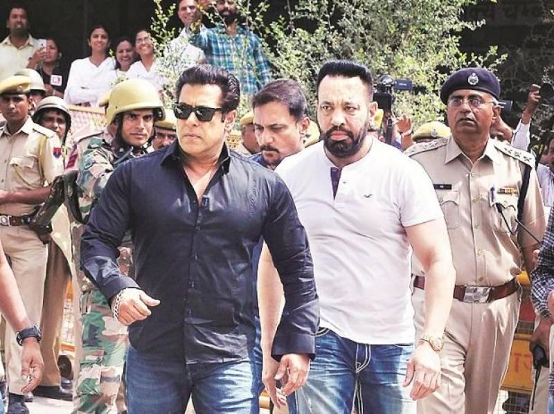 Salman Khan accused of assault, threat by a TV journalist
