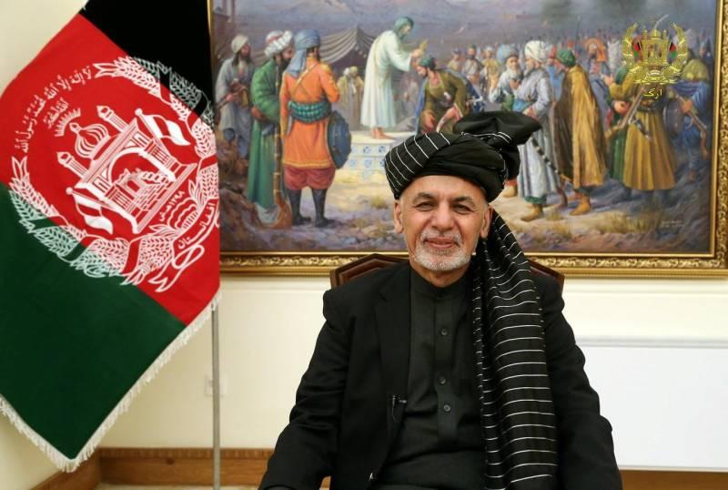 Afghan President Ashraf Ghani to visit Lahore today