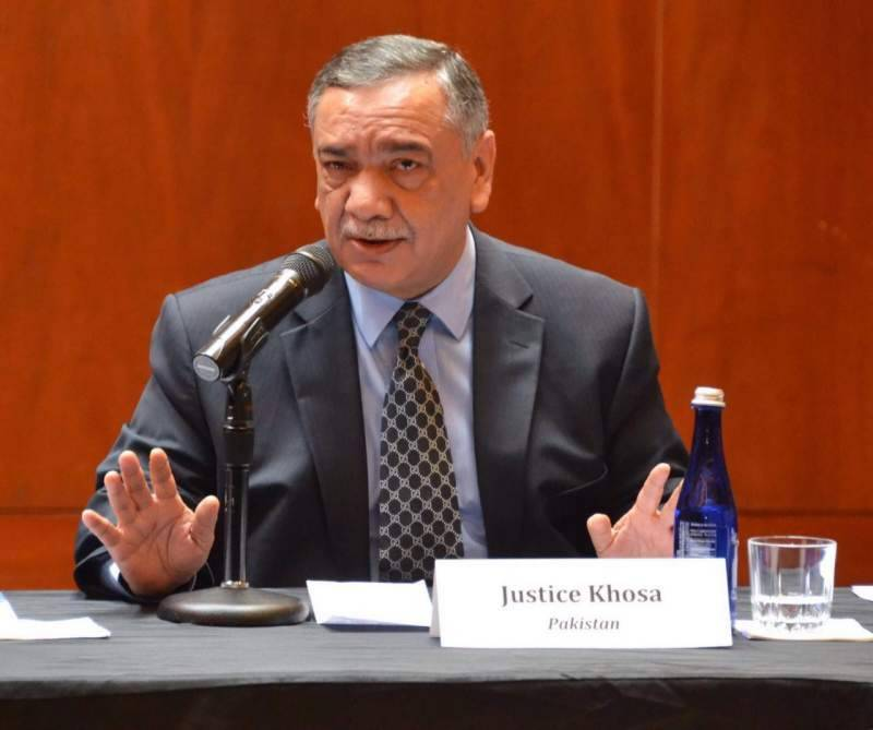 CJP Khosa vows to bring back truth in courts