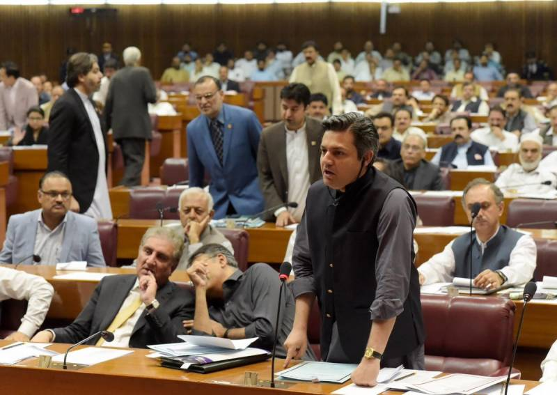 NA passes federal budget, approves finance bill 2019-20