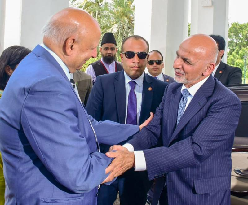 Pak-Afghan ties will strengthen in future, says Ashraf Ghani in Lahore tour