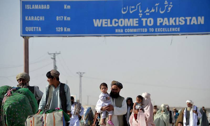 Pakistan extends stay of Afghan refugees for another year