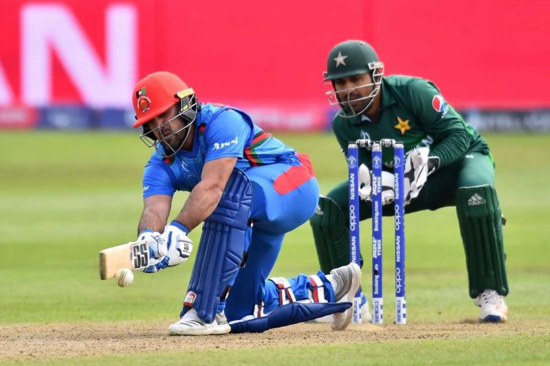 Pakistan to play Afghanistan in first-ever World Cup match