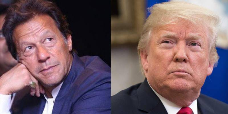 PM Imran's first-ever meeting with Donald Trump likely next month