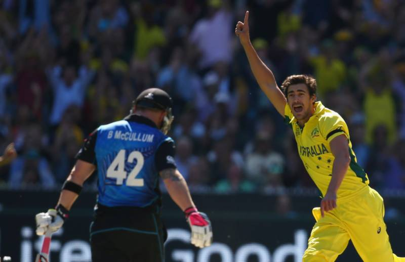ICC World Cup 2019, Live Score: Australia set 244 runs target against New Zealand