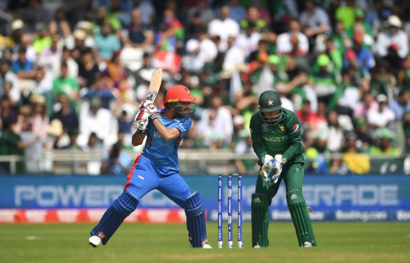Pakistan beat Afghanistan in World Cup thriller