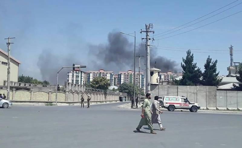 16 dead, over 100 wounded as powerful car bomb rocks Kabul