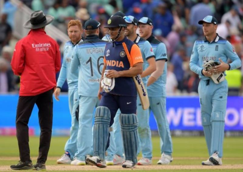 Former cricketers slam MS Dhoni after India's World Cup defeat to England