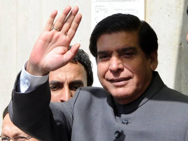 Raja Pervez Ashraf indicted in Rental Power Plants case