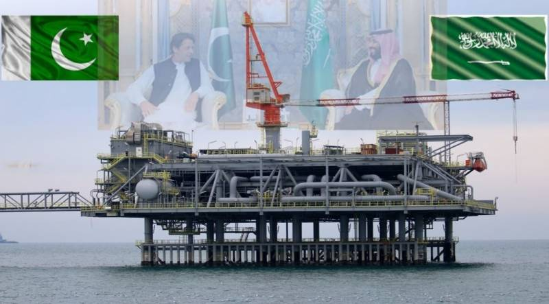 Saudi Arabia starts oil supply to Pakistan on deferred payment