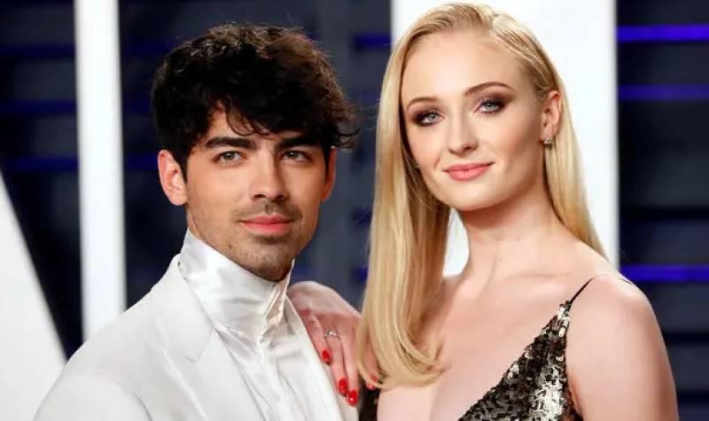 Sophie Turner and Joe Jonas marry again in France