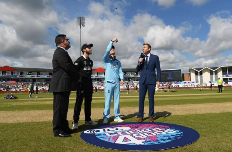 Cricket World Cup 2019, Live Score: England defeat New Zealand by 119 runs