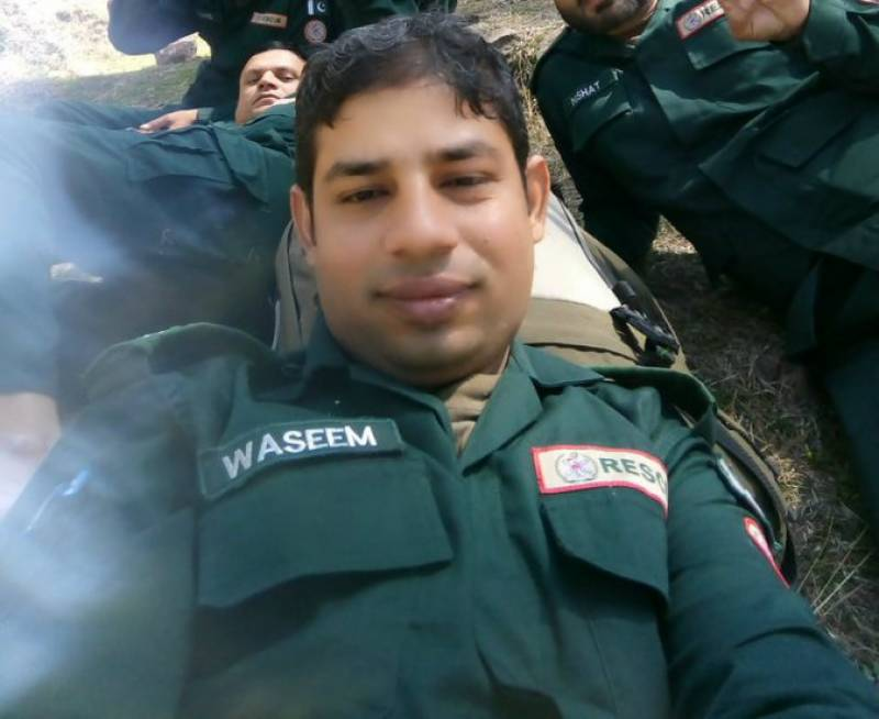 Firefighter dies during rescue operation in Lahore