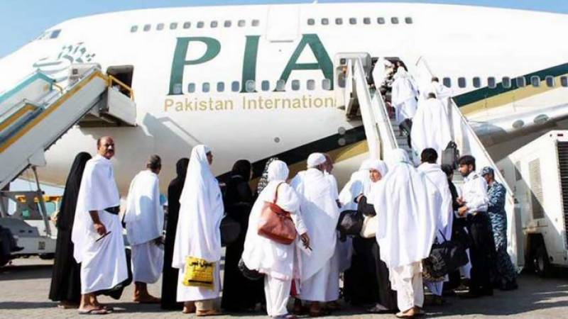 First Hajj flights take off from Lahore, Islamabad for Madina
