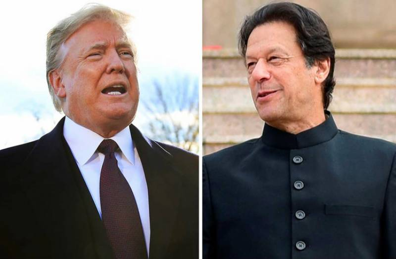PM Imran Khan to meet Donald Trump in first US visit on July 22