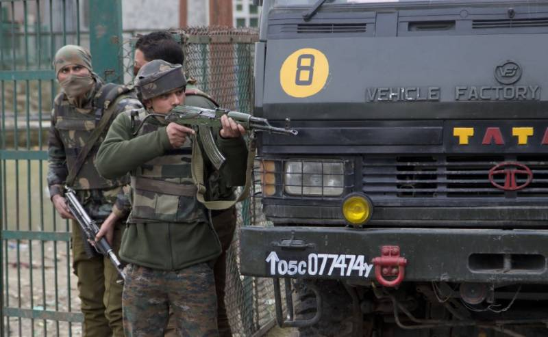 Indian troops kill one Kashmiri youth in Shopian