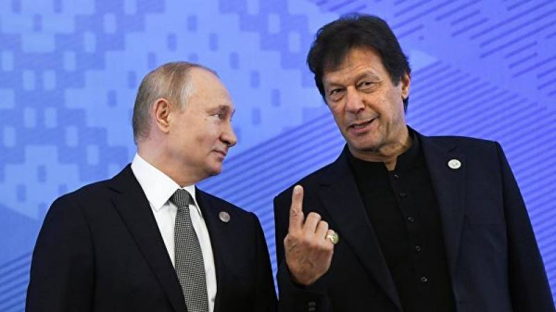 PM Imran 'will be Putin's special guest at Russia economic conference'