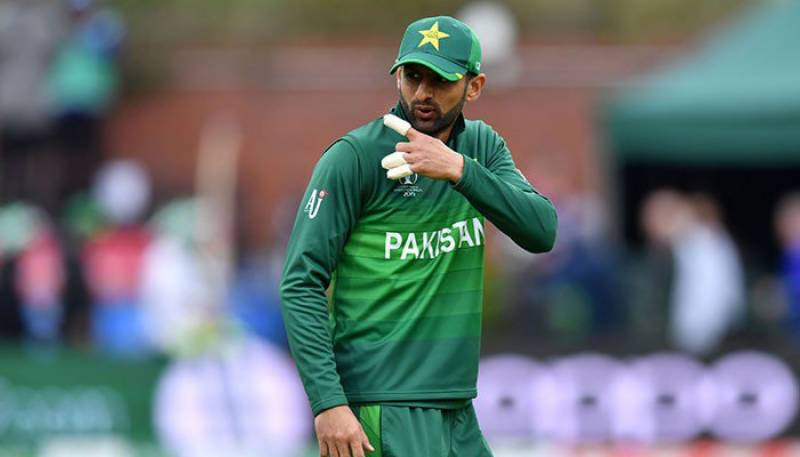 Shoaib Malik confirms ODI retirement after World Cup exit