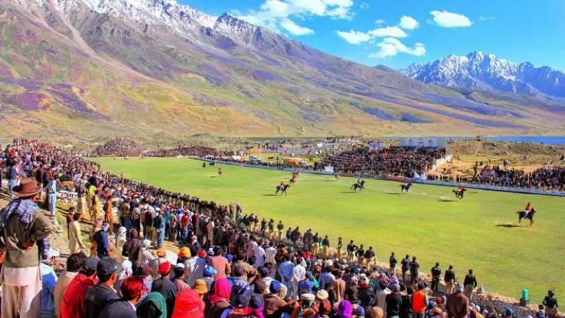 World's highest polo festival begins in Pakistan's Chitral