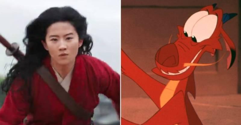 Disney releases teaser trailer for live-action Mulan
