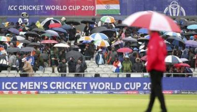 New Zealand v India: Rain pushes first CWC19 semifinal to Wednesday