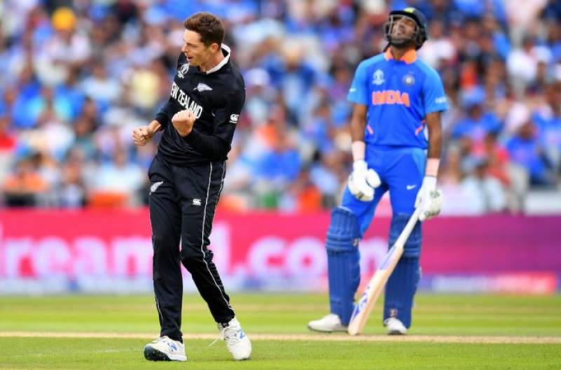 New Zealand beat India to reach ICC Cricket World Cup 2019 final
