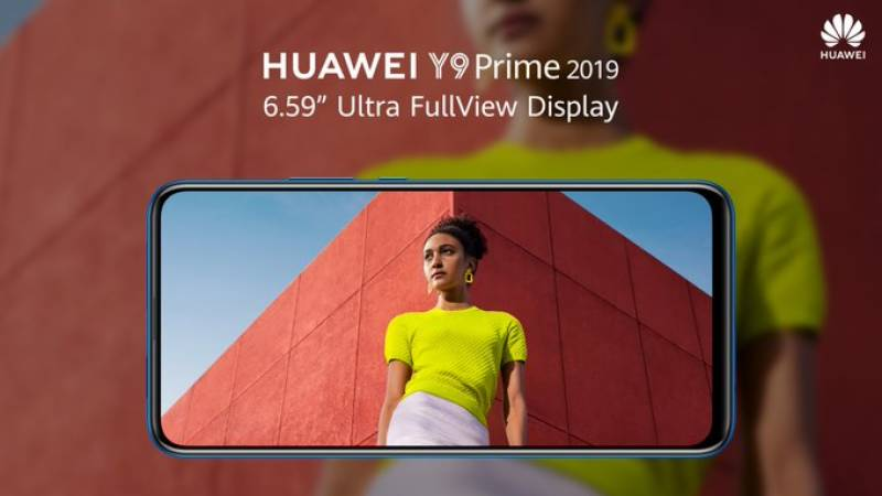 Huawei reshapes smartphones landscape in Pakistan with new Y9 Prime